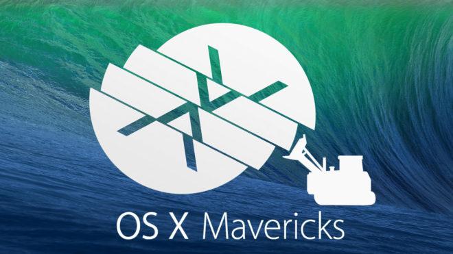 Как установить чистую OS X Mavericks на Mac