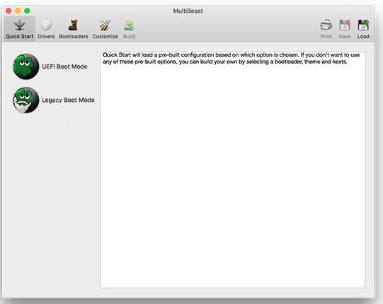 Установка MacOS Sierra на Windows - шаг 3