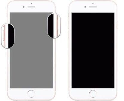 Включение DFU Mode на iPhone Х