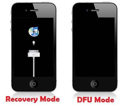 Режим DFU в iOS