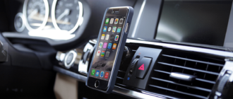 Автомобильные держатели для iPhone и iPad