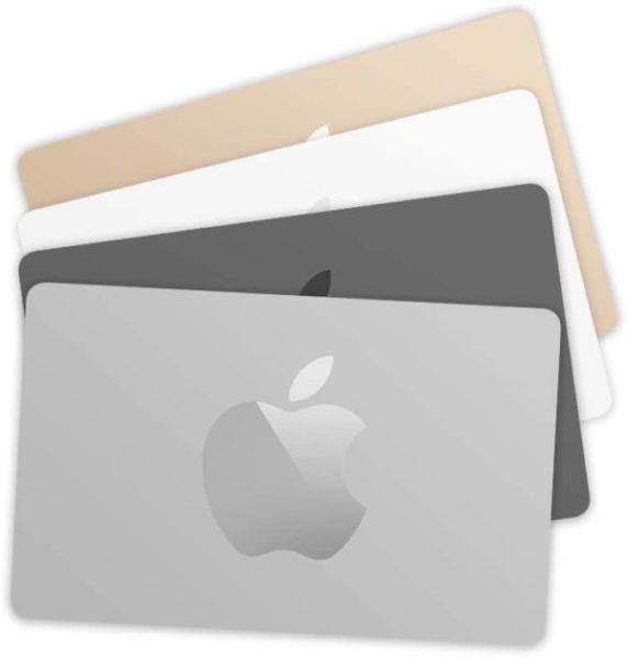 Подарочные карты для Apple Store