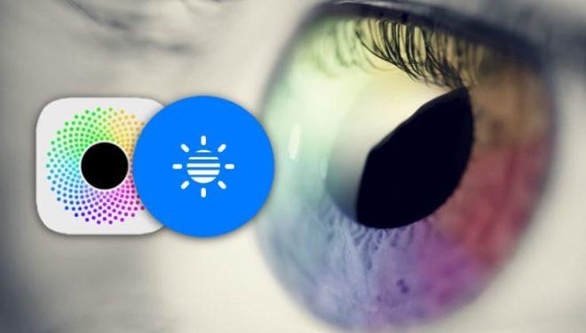Сравнение дисплеев Retina и True Tone в iPhone