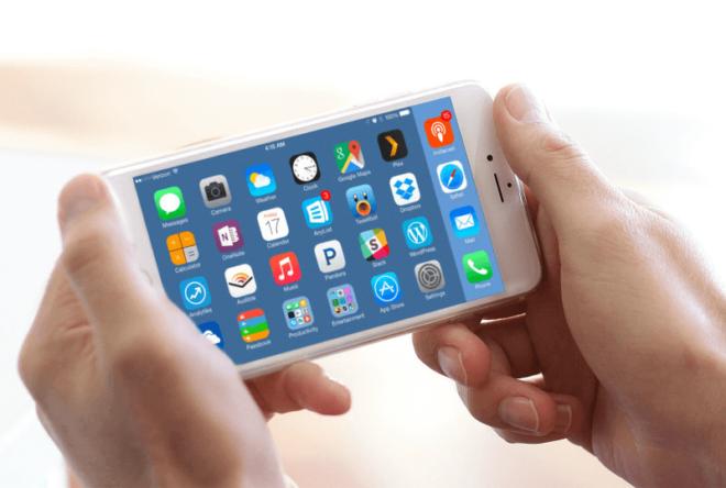 Не поворачивается экран iPhone