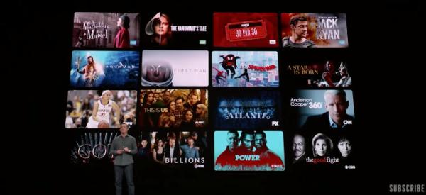 Что будет транслироваться в в Apple TV+