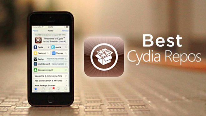 Обзор репозиториев для Cydia