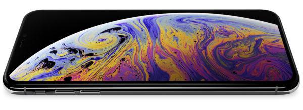 iPhone с дисплеем Retina