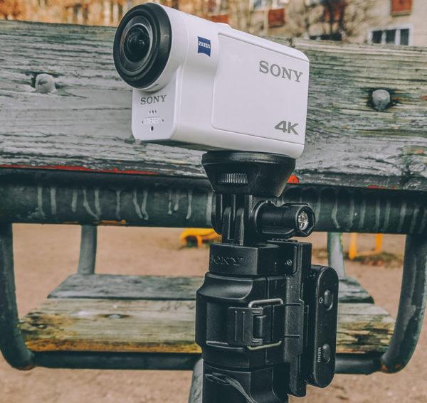 Sony FDR-X3000 с пультом ДУ