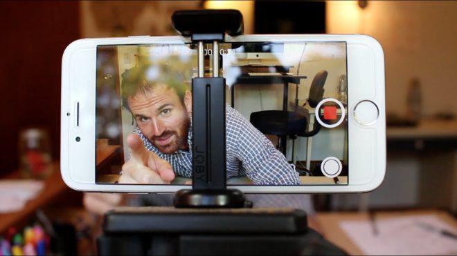 Дополнительное оборудование для профессиональной съемки на iPhone