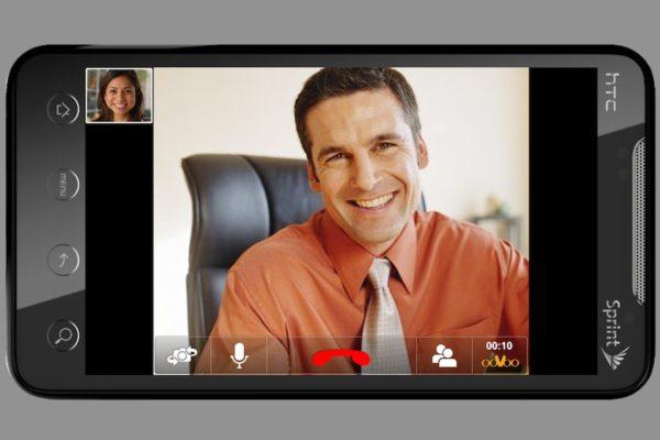 Видеозвонок через ooVoo Video Chat на iOS