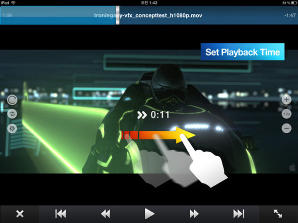 nPlayer для iOS