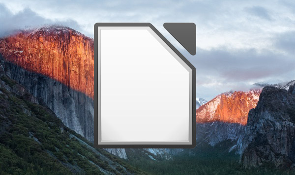LibreOffice для MacOS