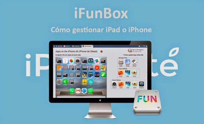 Обзор iFunBox