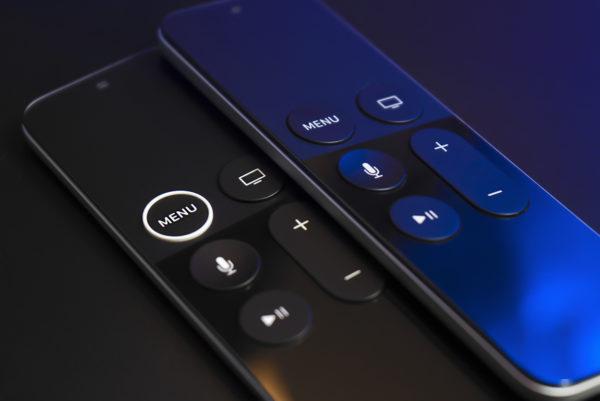 Пульт ДУ от Apple TV 4K