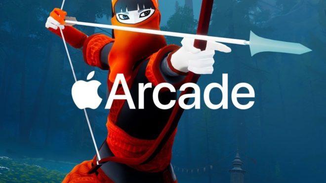 Обзор Apple Arcade