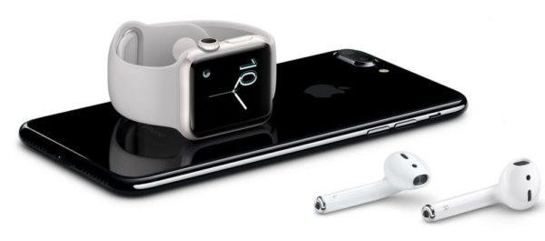 Зарядка AirPods и Apple Watch от iPhone 11