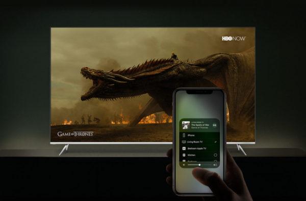 SmartCast 3.0 от Visio с поддержкой AirPlay 2 и HomeKit