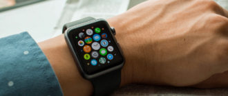 WatchOS 5 на Apple Watch Series 1