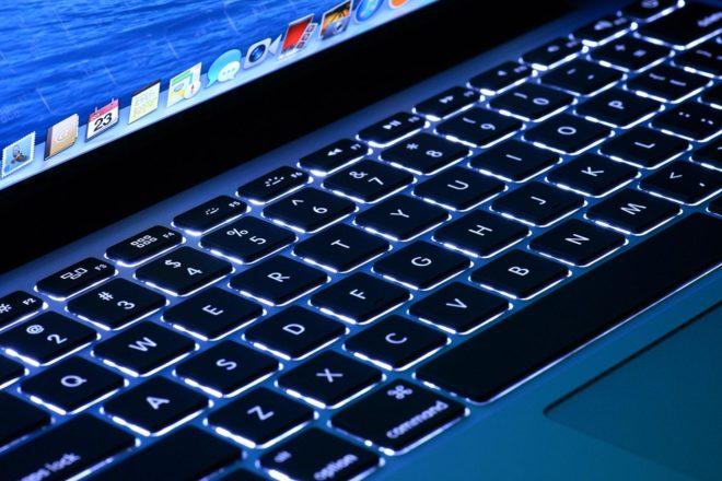 Подсветка клавиатуры Mac