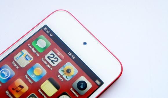 Фронтальная камера iPod Touch 5