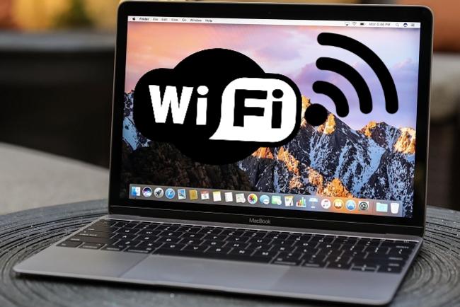 Поиск пароля от Wi-Fi в памяти MacBook