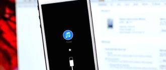 Способы перепрошивки iPhone