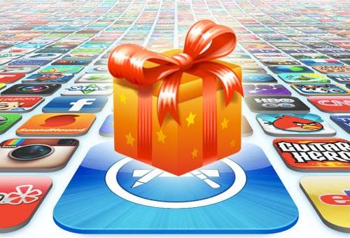 Как сделать подарок через iTunes на компьютере и App Store на iOS