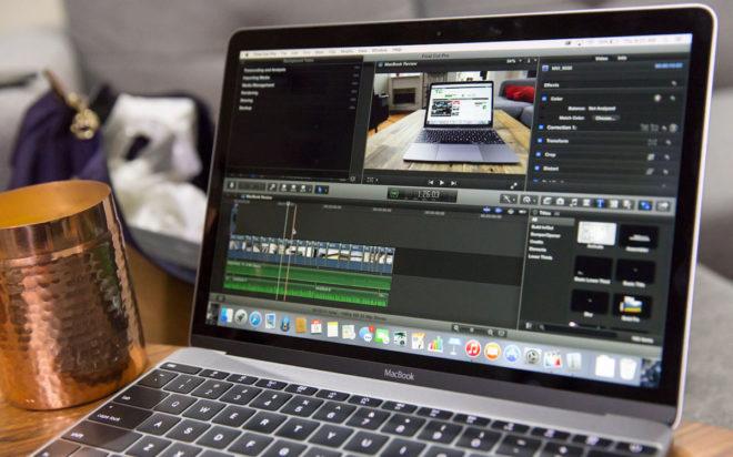 Выбор MacBook для монтажа видео