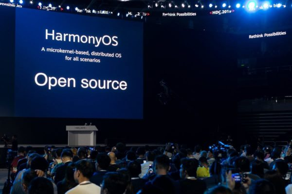 Announcement of Harmony OS from Huawei