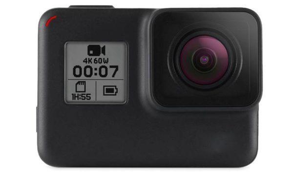 Экшн-камера GoPro Blak Edition