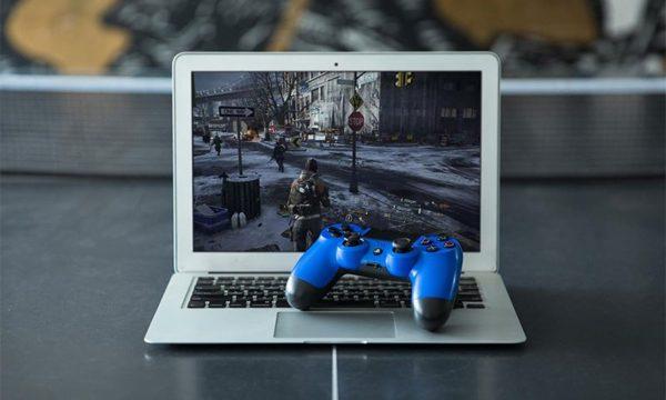 Игры на MacBook Pro