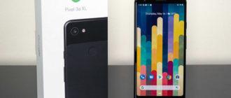 Проверка Google Pixel на оригинальность