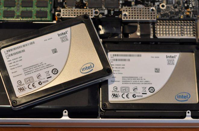 Выбор SSD-диска для MacBook
