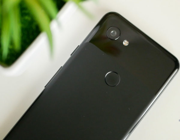 Камера Pixel 3a