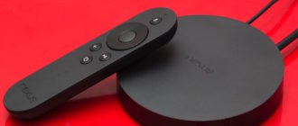 Nexus Player от Google
