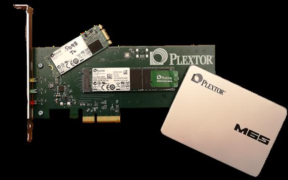 SSD PLEXTOR с контроллером Marvell