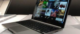 Chromebook Pixel от Google