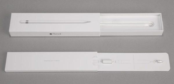 Упаковка оригинала Apple Pencil