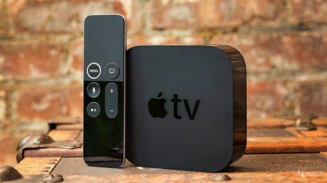 Проверка подлинности Apple TV