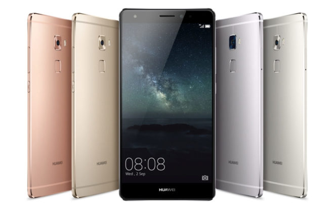 Проверка Huawei на подлинность
