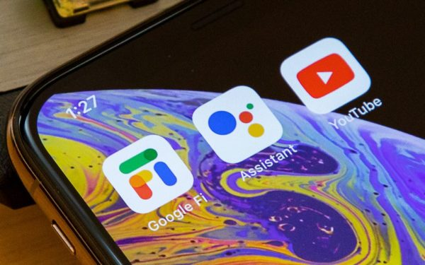 Иконка Google Fi