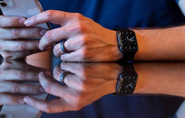 Дизайн Apple Watch 5