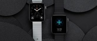 Xiaomi Mi Watch Color с NFC