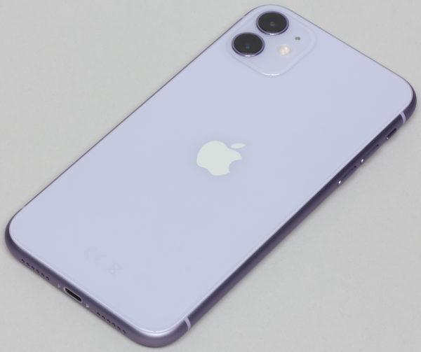Дизайн iPhone 11 - вид сзади