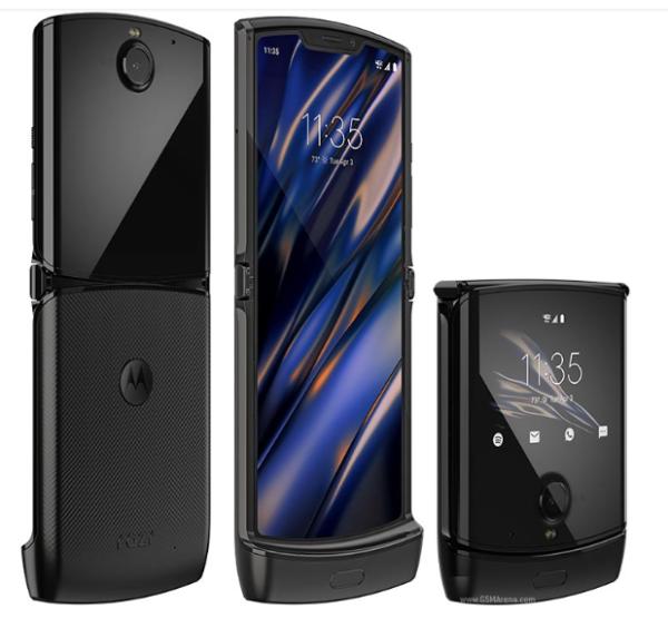Дизайн Motorola RAZR V3