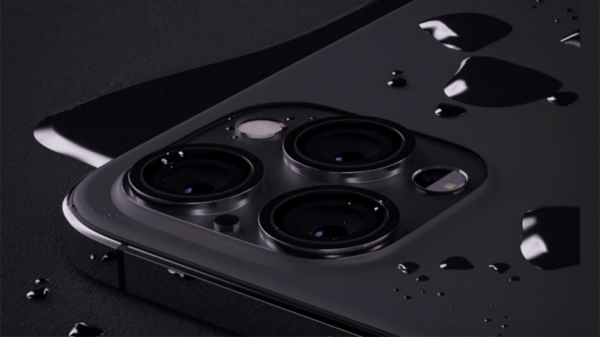 Cameras in iPhone 12