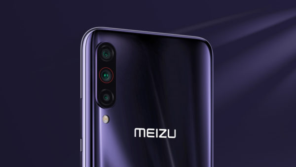 Камера Meizu 16T