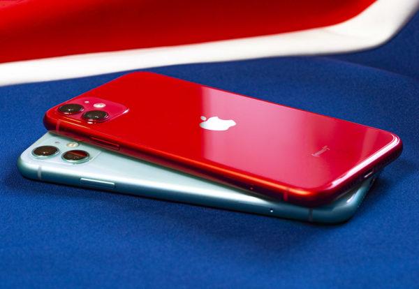 Расцветки iPhone 11