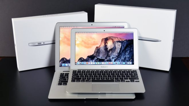 MacBook Air 11 и 13