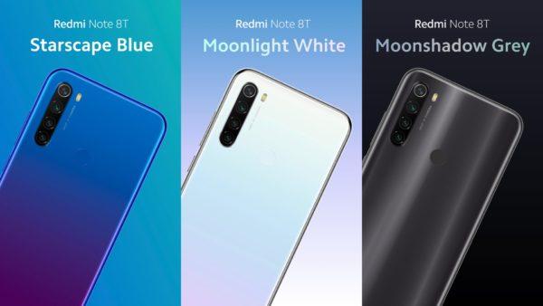 Расцветки Xiaomi Mi Note 10